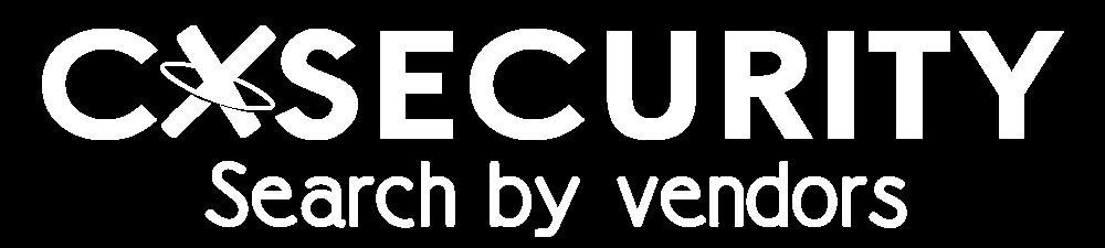 Vendors CVEMAP - CXSECURITY COM